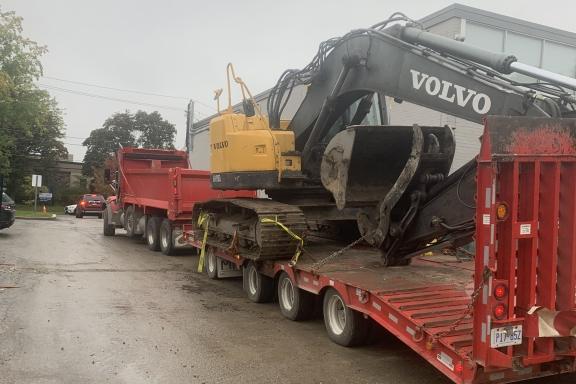 Toronto Shoring Equipment